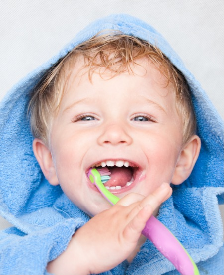 Dentista a Sernaglia - bambini