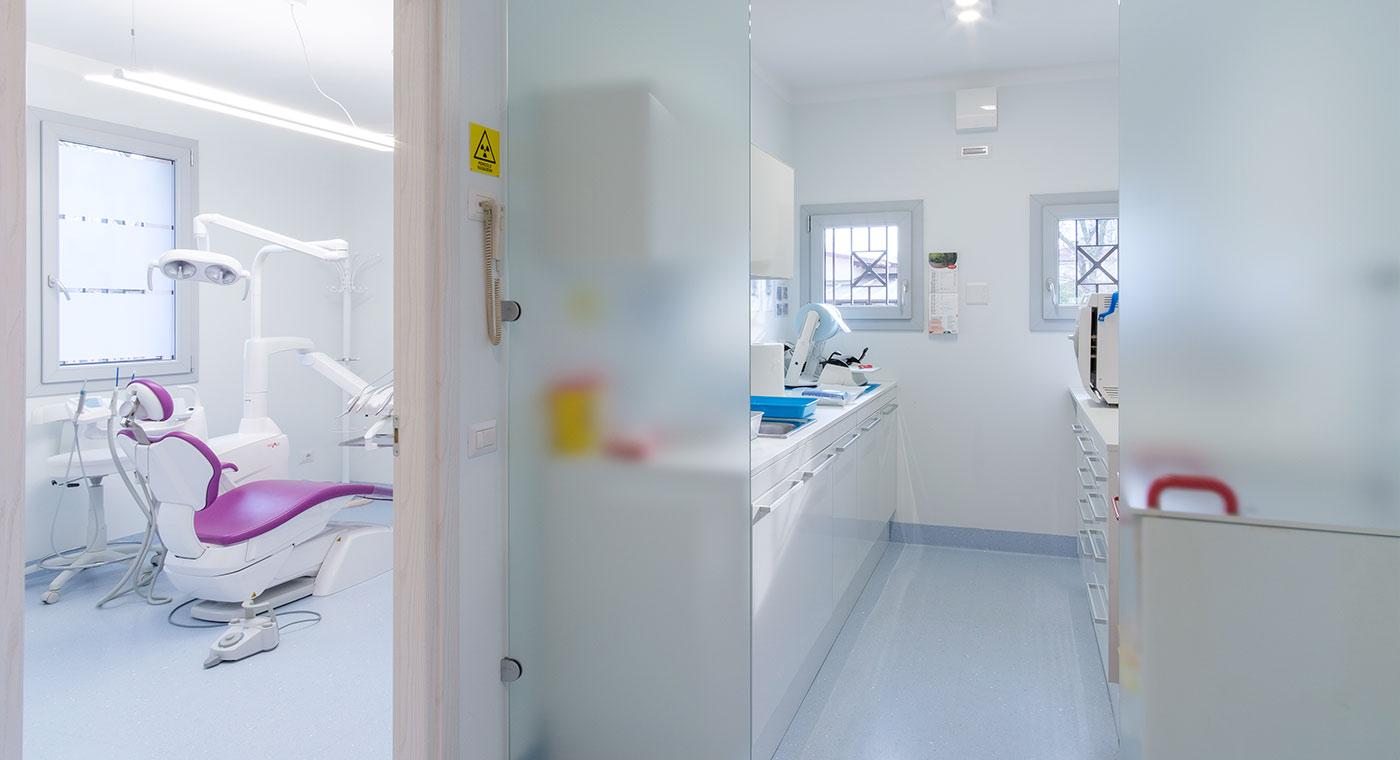 Dentista a Sernaglia - studio 4