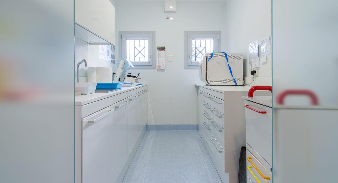 Dentista a Sernaglia - studio 3